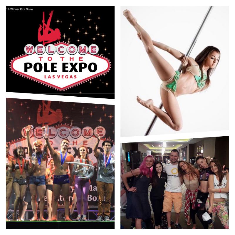 Open Dance Academy at Pole Expo 2016