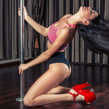 Exotic Class Pole Dance LIFETIME ACCESS