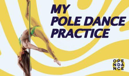 My Pole Dance Practice – by Kira Noire