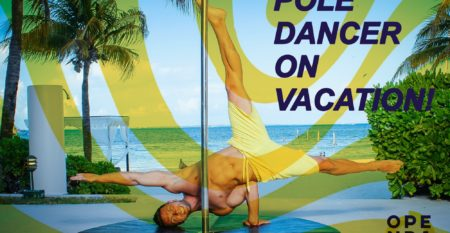 Pole Dancer on Vacation