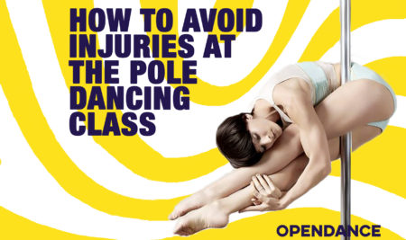 How to Avoid Injuries at the Pole Dancing Class