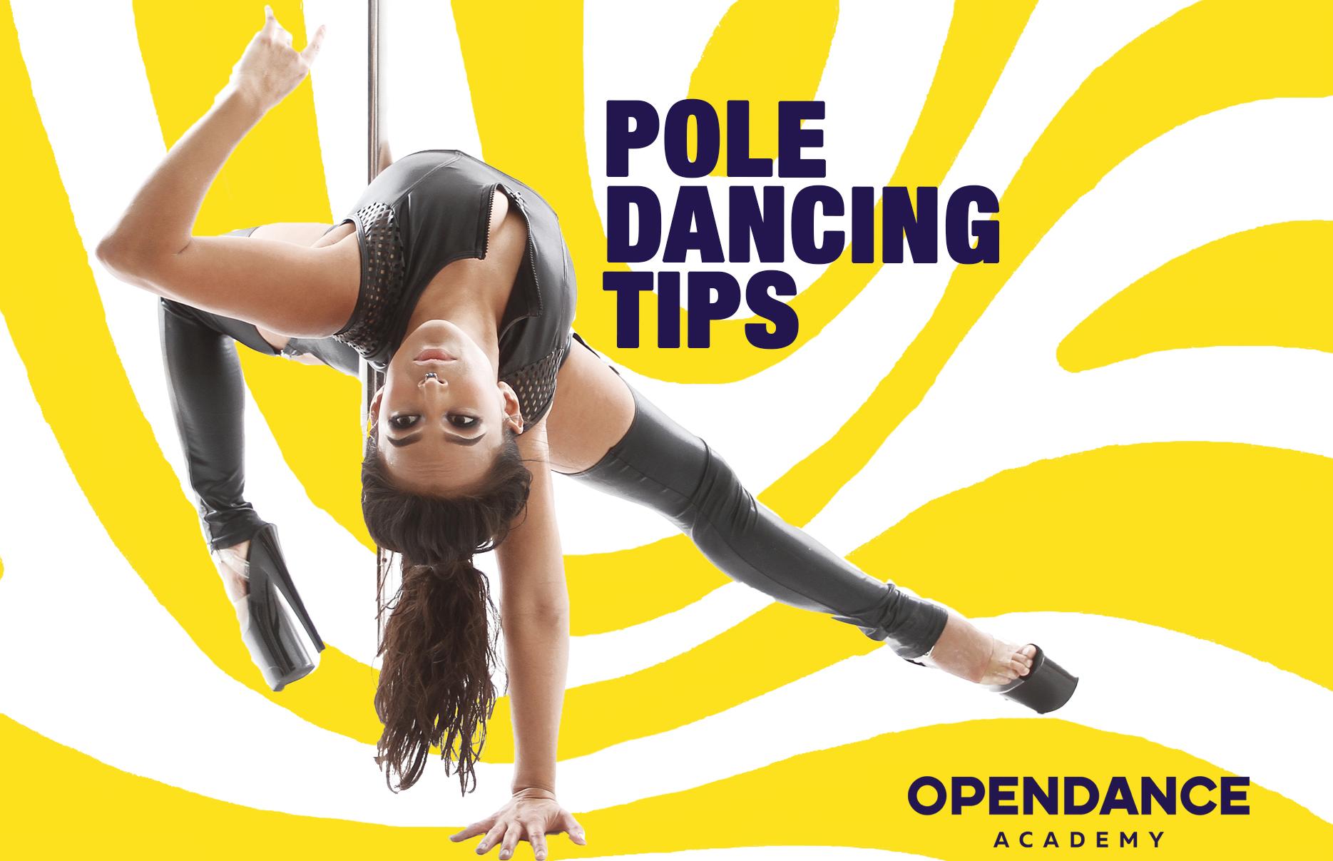 Pole Dancing Tips