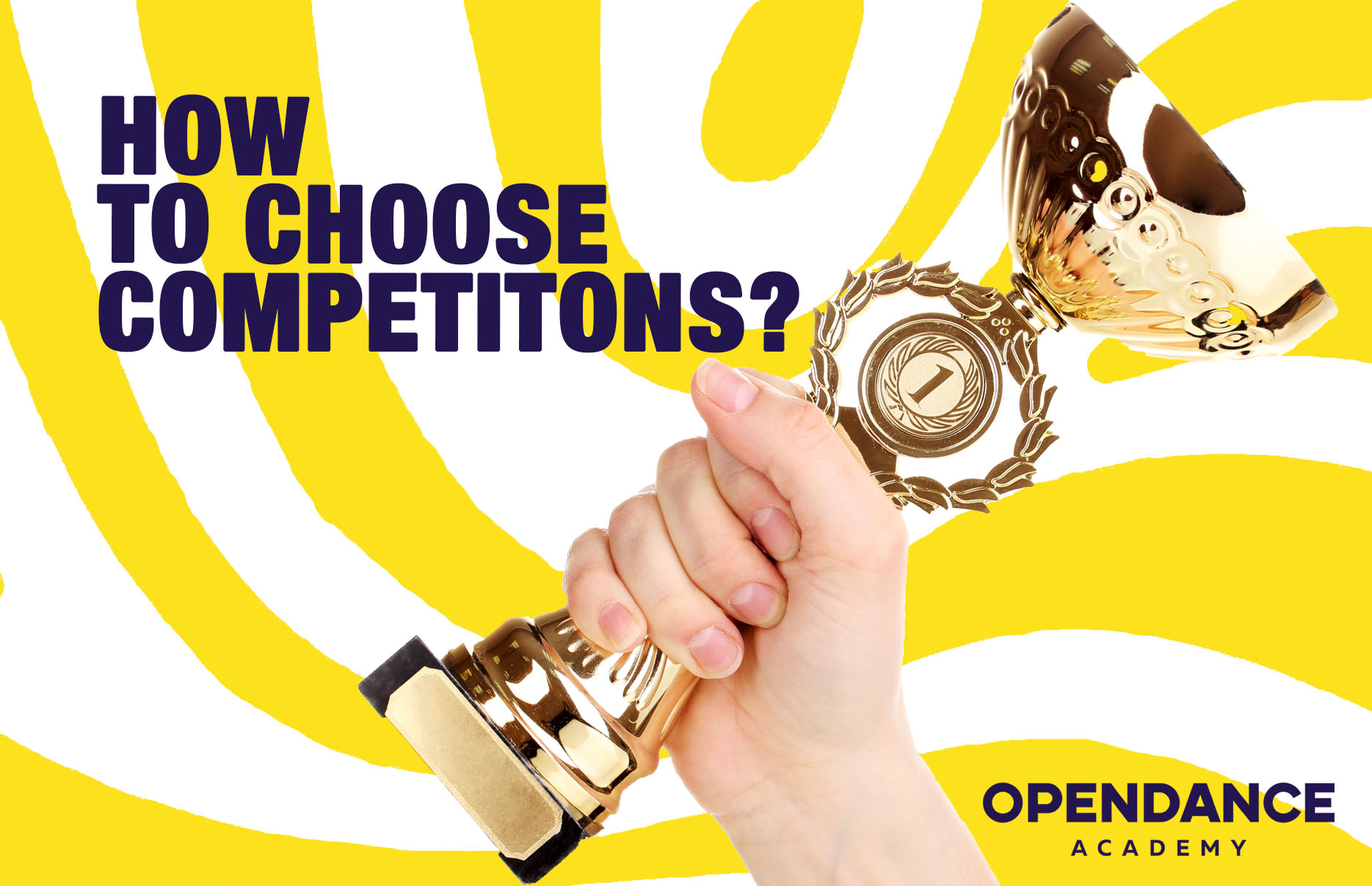 How To Choose Competitions?