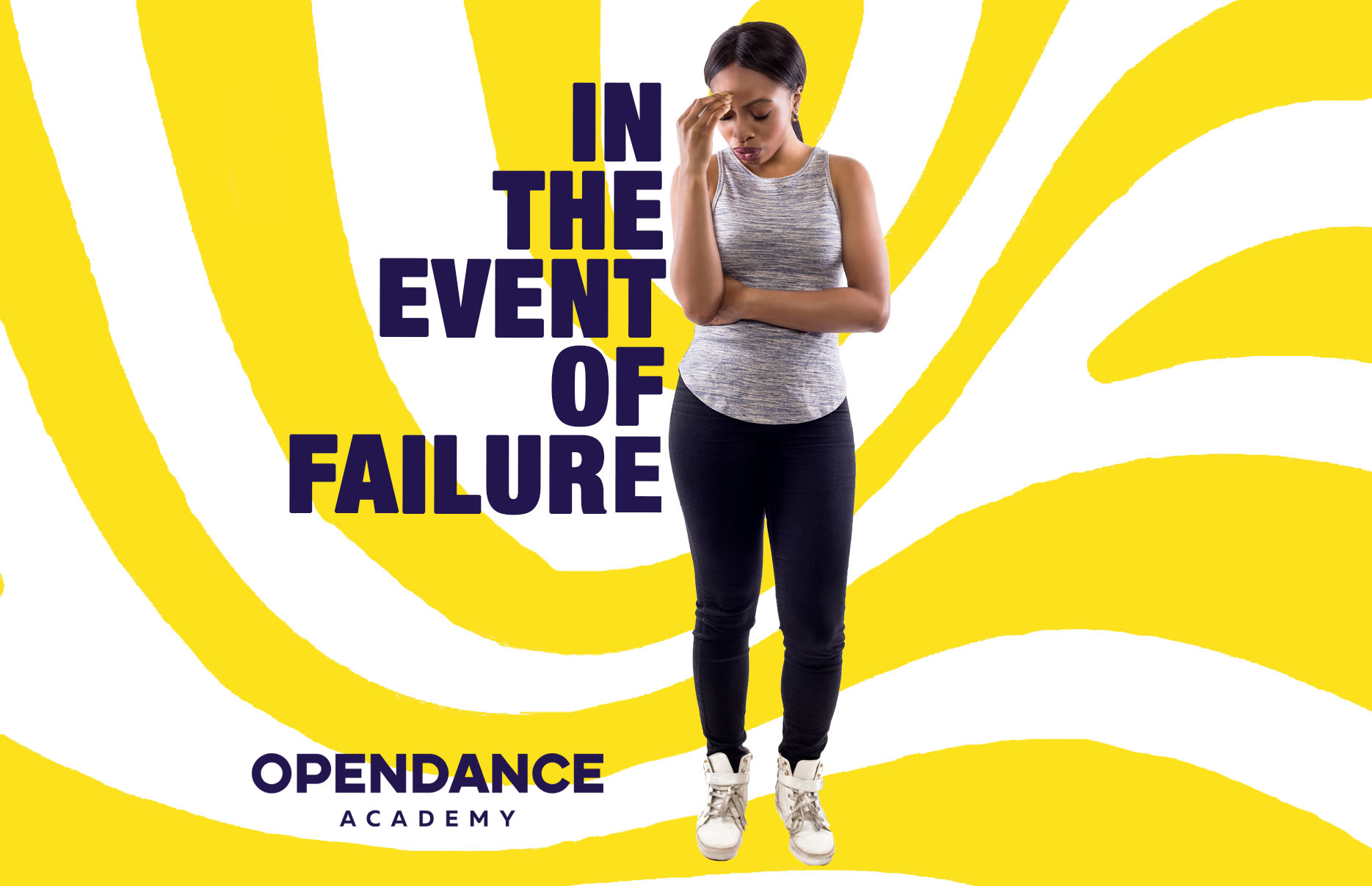 In The Event Of Failure