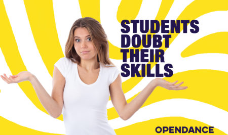 Students Doubt Their Skills
