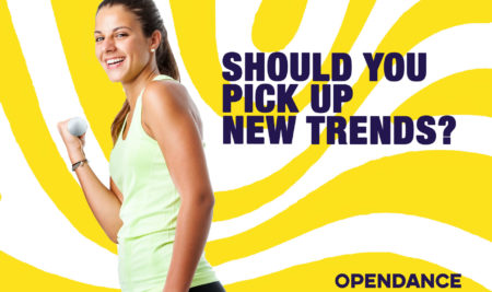 Should You Pick Up New Trends?