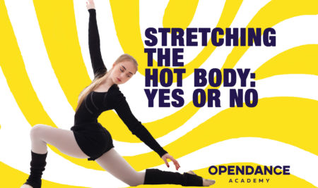 Stretching The Hot Body: Yes Or No