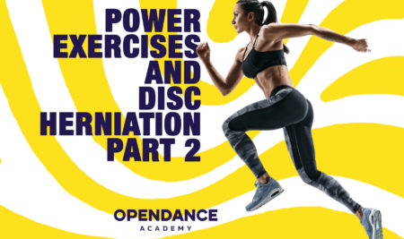 Power Exercises and Disc Herniation Part 2
