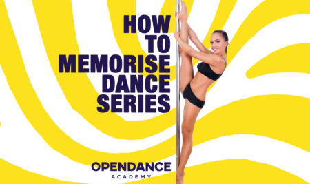 How To Memorise Dance Series