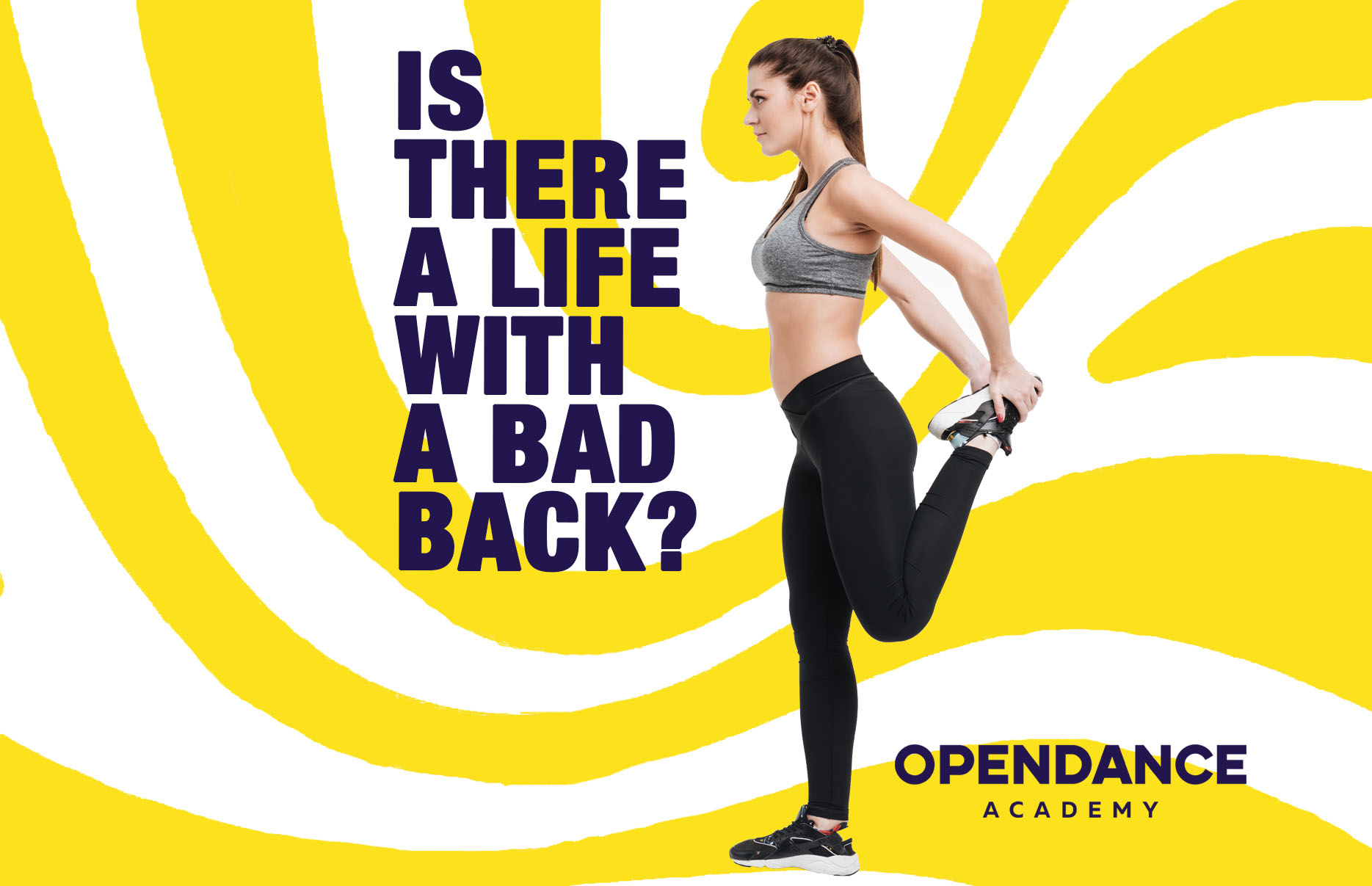 Is There A Life With A Bad Back?