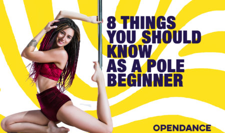8 Things You Wish You'd Known as a Pole Beginner
