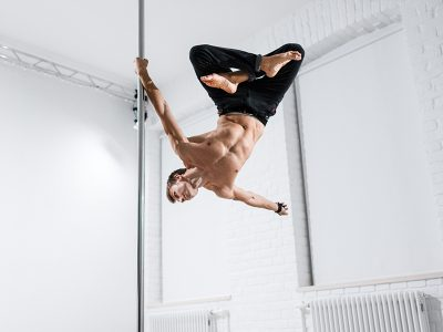 Men Only Pole Dancing
