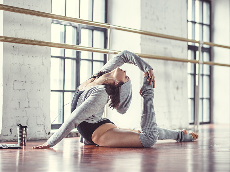 Flexibility & Stretching Class