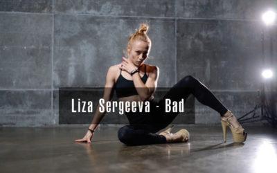 """""""Bad"""" Choreography – by Liza Sergeeva"""