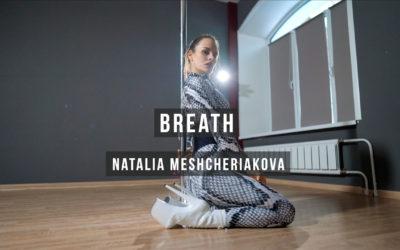 """""""Breath"""" Choreography – by Natasha Meshcheriakova"""