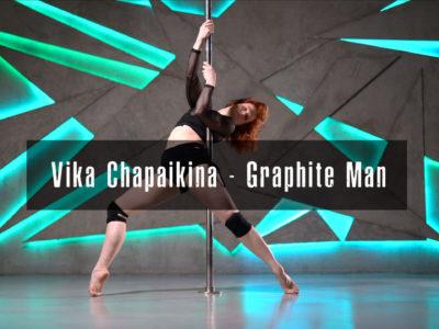 """""""Graphite Man"""" – by Vika Chapaikina"""