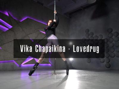 """""""Lovedrug"""" Choreography – by Vika Chapaikina"""