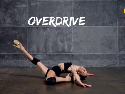 """Overdrive"" Choreography – by Liza Sergeeva"